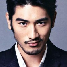 Could so see this as Teo's son later on in life. That smirk. >.< //Godfrey Gao