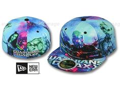 Hi-Res 59Fifty Fitted Cap by NEW ERA x GUARDIANS OF THE GALAXY fb0ad2beddad
