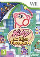 Kirby : au fil de l'aventure #wii