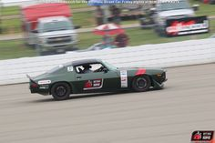 Jim Stehlin's 1973 Chevrolet Camaro will compete in the 2015 #OUSCI