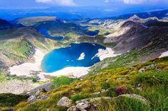 Seven Rila Lakes, Bulgaria