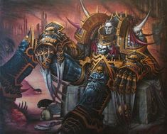 Chaos Space Marines, Night Lords