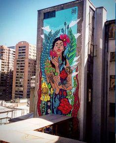 STFI LEIGTHON for la Facultad de Artes Universidad de Chile, Santiago, Chile, 2018