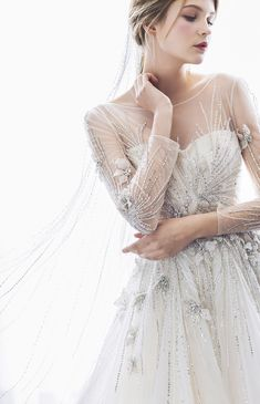 20 Modern Wedding Dresses With a Touch of Glam!