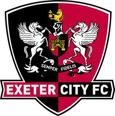 Exeter City Football Club: Official website of the Grecians English Football Teams, Football Score, Football Team Logos, Arsenal Football, Football Match, Football Cards, Exeter City Fc, Chalfont St Peter, Basketball