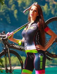 the sexy female cyclist, stylish cycling girls The post the sexy female cyclist, stylish cycling girls appeared first on Trendy. Women's Cycling, Cycling Girls, Cycling Wear, Cycling Outfit, Cycling Jerseys, Road Bike Women, Bicycle Women, Bicycle Race, Bicycle Girl