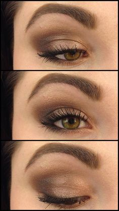 Look using the Naked 3 palette #dailyfashforfashions