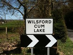 This unfortunately named village. | 37 Things You'll Only Find Funny If You're British