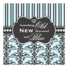 $$$ This is great for          	Something Blue Damask & Stripe Bridal Shower Announcements           	Something Blue Damask & Stripe Bridal Shower Announcements Yes I can say you are on right site we just collected best shopping store that haveReview          	Something Blue Damask &am...Cleck Hot Deals >>> http://www.zazzle.com/something_blue_damask_stripe_bridal_shower_invitation-161748279196309810?rf=238627982471231924&zbar=1&tc=terrest