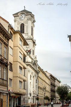 Budapest, Váci utca