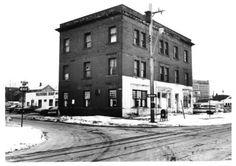 Durant-Dort Office.  Corner of Water Street and Mason Street.