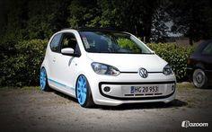 VW UP! Airride