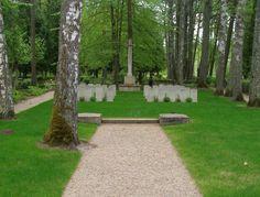 Military Cemetery, British, England