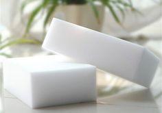 100pcs/lot white melamine sponge esponja magica cleaner kitchen cleaning sponge dishes washing KANGXIN HOME magic sponge eraser