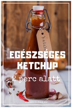 Ketchup, My Favorite Food, Favorite Recipes, How To Make Salsa, Hot Sauce Bottles, Pesto, Smoothies, Clean Eating, Food And Drink