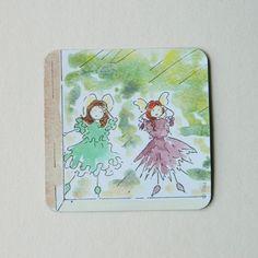Magnet - Fairies Through the Window £1.75