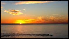 African sunset on Melkbos beach African Sunset, Beautiful Sunset, Cape Town, South Africa, Celestial, City, Beach, Water, Outdoor
