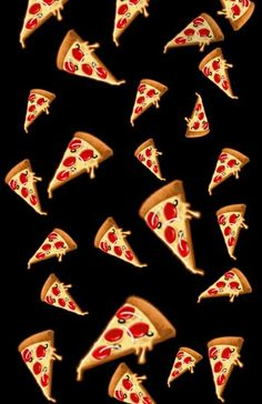 Bild über Pizza Food Wallpaper in von Marry Geek Wallpaper, Cute Food Wallpaper, Graphic Wallpaper, Cute Patterns Wallpaper, Aesthetic Iphone Wallpaper, Apple Logo Wallpaper Iphone, Iphone Background Wallpaper, Cute Wallpaper Backgrounds, Pretty Wallpapers