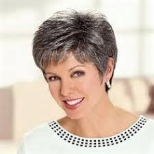 Image result for short hairstyles for women with salt