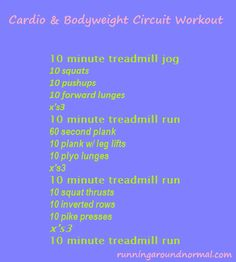 Cardio & Bodyweight Circuit Workout Skip the treadmill & take it outside! 15 Min Hiit Workout, Monday Workout, Workout Fitness, Cardio Workouts, Cardio Challenge, Belly Fat Diet Plan, Running On Treadmill, High Intensity Interval Training