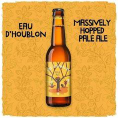 La Pirata / Dougall's - Eau D'Houblon    http://www.beer-pedia.com/index.php/news/19-global/5685-la-pirata-dougall-s-eau-d-houblon    #beerpedia #cerveseslapirata #cervezasdougalls #paleale #chinook #cascade #beerblog #beernews #newrelease #newlabel #craftbeer #μπύρα #beer #bier #biere #birra #cerveza #pivo #alus