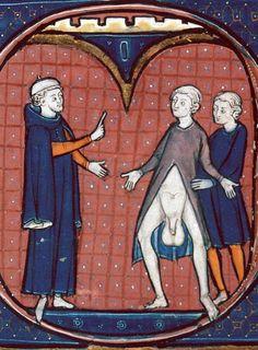 Besançon, Bibliothèque municipale, ms. 0457, f. 273v. Avicenna, Canon medicinae. Paris, 3rd quarter of the 13th century.