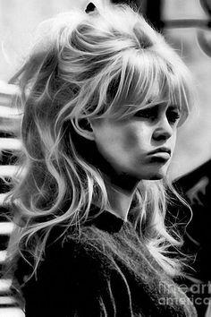 Blonde Hair Discover Brigitte Bardot Collection Poster by Marvin Blaine Brigitte Bardot Poster featuring the mixed media Brigitte Bardot Collection by Marvin Blaine Hair Inspo, Hair Inspiration, Hair Dos, Hair Trends, Your Hair, Short Hair Styles, Bun Styles, Hair Beauty, Bridget Bardot Hair