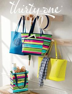 EXPIRED: Thirty One Catalog 2016 - Spring | Summer