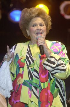 Vestal Goodman is the Queen of Southern Gospel Music. https://play.google.com/store/music/artist?id=Aoxq3iz645k55co23w4khahhmxy&feature=search_result