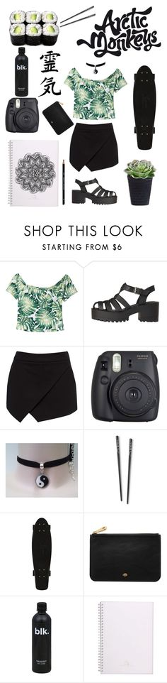 """""""❋ Shadow of the sun ❋"""" by venus1225 ❤ liked on Polyvore featuring G.V.G.V., Forever New, Fuji, Mulberry and Universal"""