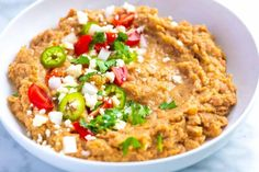 How to make delicious homemade refried beans from scratch with pinto or black beans. Instructions for dried beans, canned beans, and how to make them in an Instant Pot. Easy Bean Recipes, Lentil Recipes, Healthy Recipes, Vegetable Recipes, Healthy Food, Homemade Refried Beans, Best Veggie Burger, No Bean Chili, Cupcakes