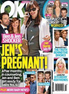 Jennifer Garner Pregnant With Ben Affleck's Fourth Child - Hiding Baby Bump? (PHOTO)
