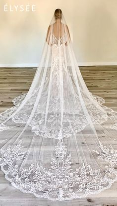Veil pictured with Francoise dress (Dress sold separately) . Left, Tulle, Dream Dress, Wedding Gowns, Bridal, Accessories, Design, Fashion, Love Sick