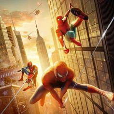 Marvel Comic Character, Marvel Characters, Cartoon Live, Holland, Amazing Spiderman, Spiderman Kids, Spectacular Spider Man, Color Script, Cinema