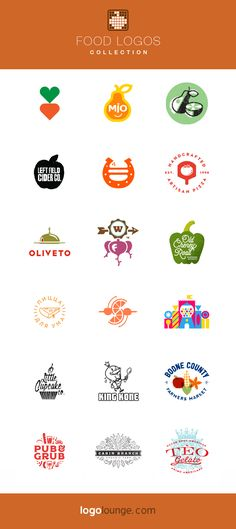 Logo Collection: Food