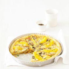 Rezept: Fenchel-Orangen-Tarte