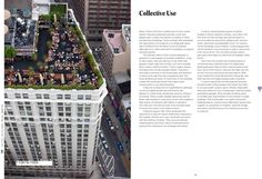 Up on the Roof: New York's Hidden Skyline Spaces : Alex MacLean : 洋書…