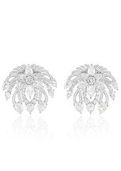 CHOPARD Earrings THE OPULENT 'RIVIERA' SET