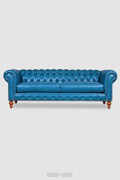 chesterfield buckingham 2 seater antique green leather sofa settee rh pinterest com