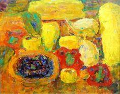 Rafael Wardi Still Life, Painting Art, Paintings, Contemporary Art, Artwork, Prints, Color, Work Of Art, Paint
