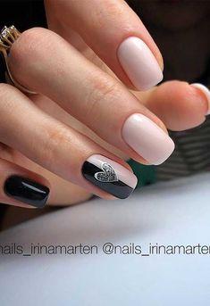 How to wear mismatched nail art design with elegant style nail nails nailart bestnailart nailartdesigns naildesigns nailideas mismatched nail art elegant nails glitternails best acrylic spring nail designs trending 2020 08 bebeautylife com Frensh Nails, Nails Polish, Love Nails, Acrylic Nails, Gradient Nails, Neon Nails, Stiletto Nails, Elegant Nails, Stylish Nails