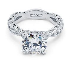 I heart this ring from TACORI! Style no: HT2602RD95. !!!!!
