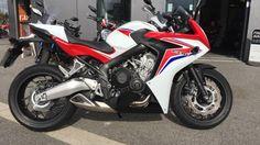 2015 Honda CBR 650 Just arrived :)