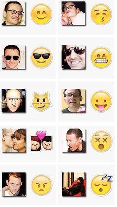Chester Bennington Linkin Park - emoji