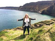 On Rocky Island, at Carrick-A-Rede, County Antrim