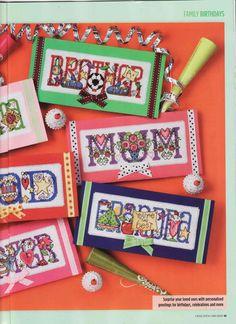 Gallery.ru / Photo # 31 - Cross Stitch Card Shop 71 - WhiteAngel