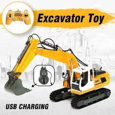 Channel 2, Shipping Packaging, Rc Trucks, Car Engine, Digger, Toy Sale, Natural Disasters, Tractors, Kids Toys