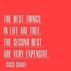 Oh Coco Chanel!