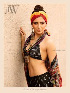 G Venket Ram | Photography | Editorial | JFW | Samantha Ruth Prabhu