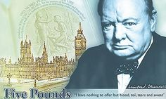 JMW Turner, Jane Austen and Sir Winston Churchill are the new additions to the Bank of England's banknotes Winston Churchill, Jane Austen, Libra, Bank Of England, British Prime Ministers, Charles Darwin, Art Graphique, Public Speaking, Ted Talks